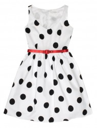 Sukienki w grochy - idealne na wiosnę i lato